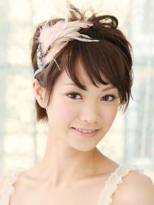 ショート髪型2