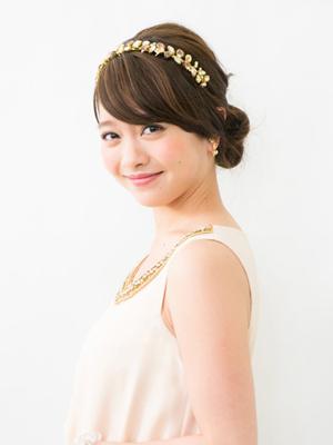ロング髪型1