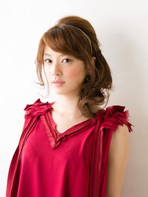 ロング髪型3