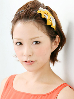 ショート髪型3