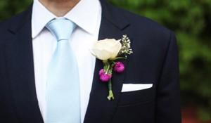 結婚式のネクタイの色と男性が知っておくべき服装マナー