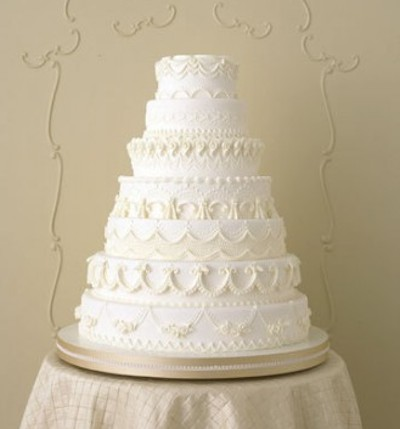 ウェディングケーキ05