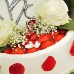 ウェディングケーキデザイン