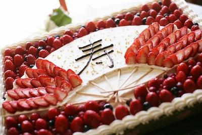 ウェディングケーキ07