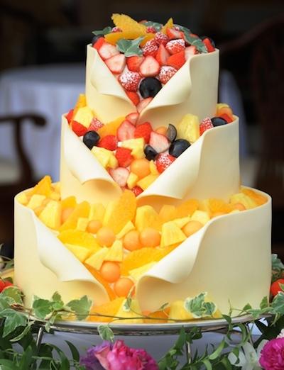 ウェディングケーキ09
