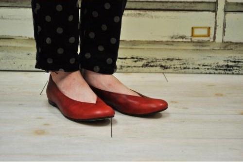 結婚式女性靴NG