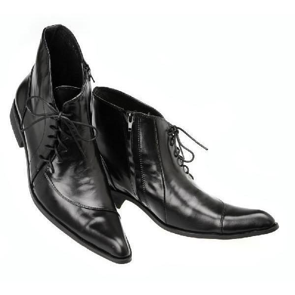 結婚式靴マナー男5