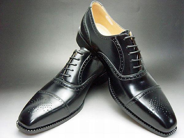メダリオン付きの靴. 結婚式靴マナー男6