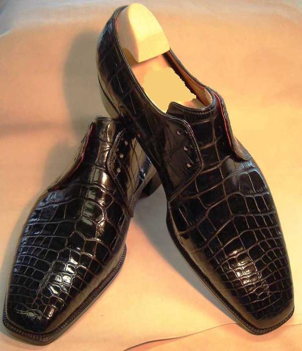 結婚式靴マナー男4